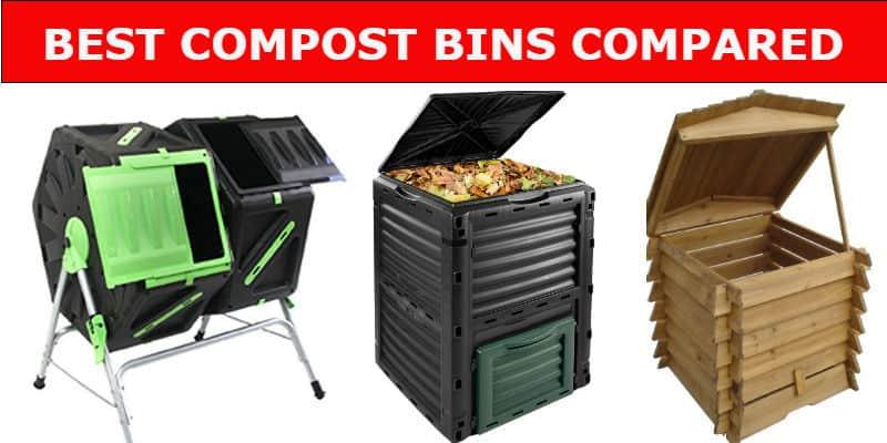 top 7 best compost bins compost tumblers reviewed. Black Bedroom Furniture Sets. Home Design Ideas