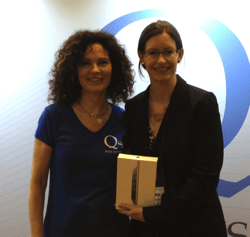 NIRI iPad Winner