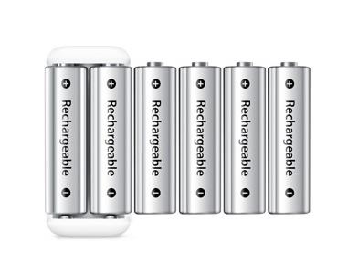 شاحن البطاريات من أبل .. Apple Battery Charger
