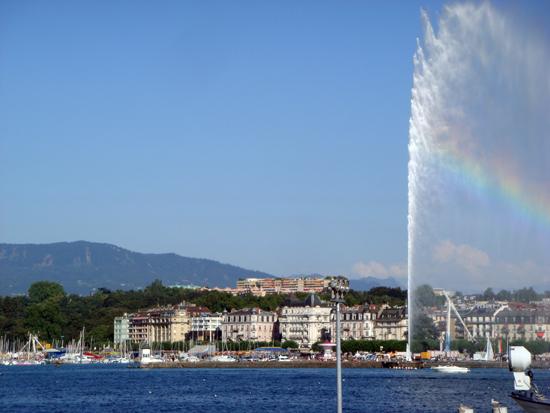 تقرير بالصور : رحلتي إلي سويسرا + فرنسا