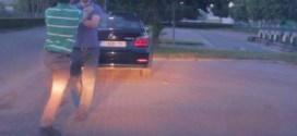 فيديو: سائق ينهي خلافه مع سائق غاضب بطريقة غير متوقعة !