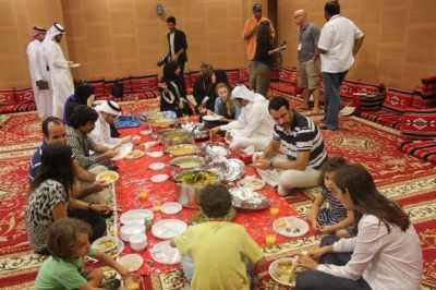Qatar Lifestyle - Embrace Doha Event - Qatar Eating
