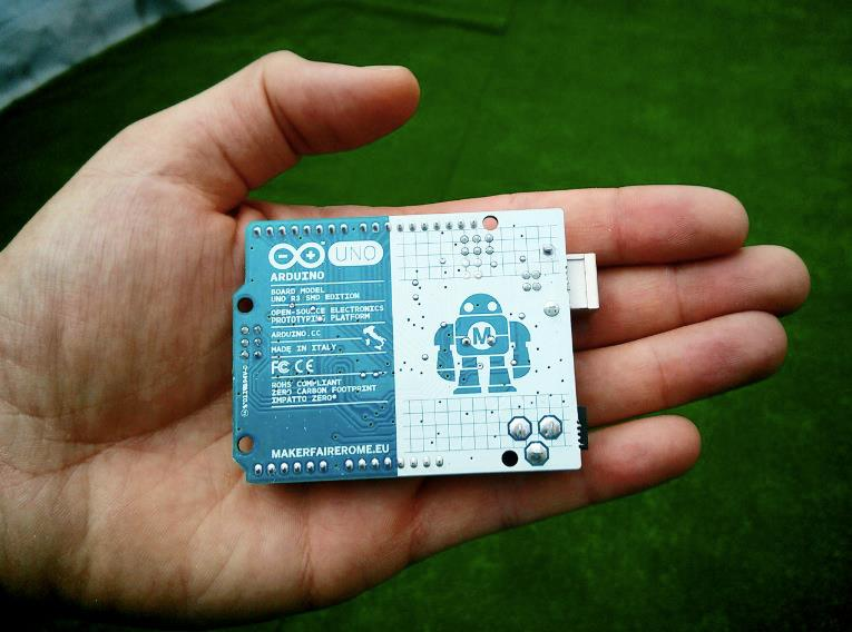 Upcoming Class: Arduino Robotics with David Hinkle and Friends Starting May 25th