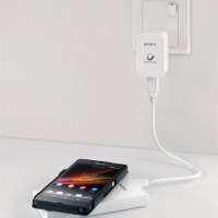Sony Outs Their New CP-W5 Qi-Enabled Wireless Charger with a 5,000mAh Battery