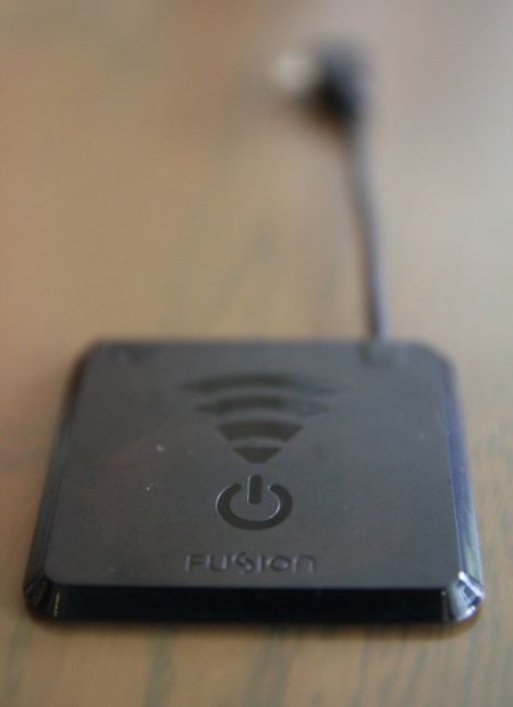 Fusion Wireless Charger 1