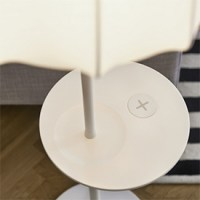 We're giving away one IKEA Qi Lamp!