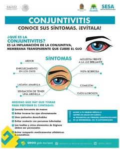 SESA Campana Conjuntivitis