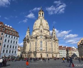 Frauenkirche - Dresde - Alemania