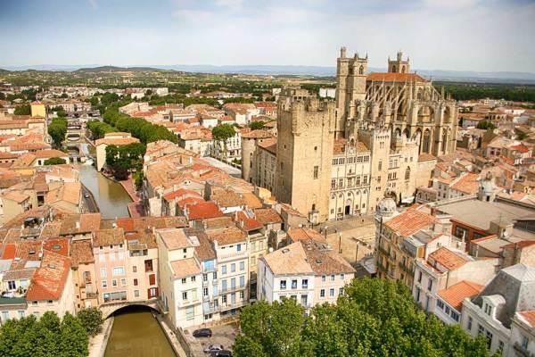 Centro Historico de Narbona