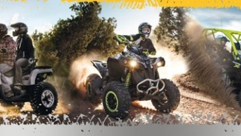 Can-Am Offroad Experience