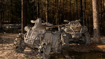 Can-Am Offroadmodelle 2021