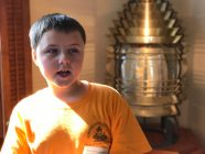 Francis lectures on the fresnel lens.