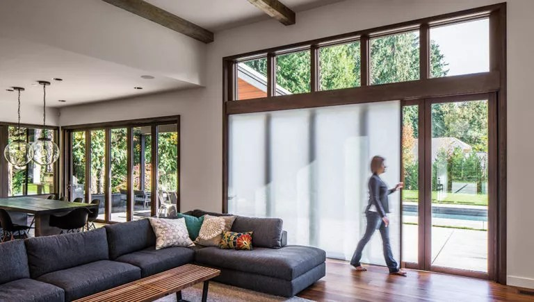 Centor Integrated folding door system