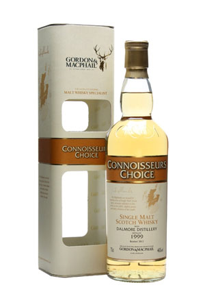 connoisseurs choice gordon macphail dalmore 1999 qu bec whisky. Black Bedroom Furniture Sets. Home Design Ideas