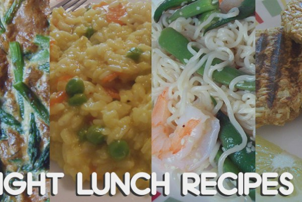 8 Light Lunch Recipes | Queen Lila-royalty crafts