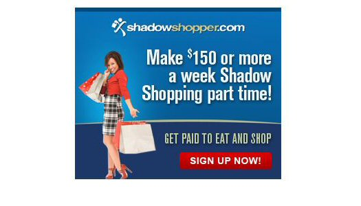 Shadow Shopper Scam