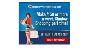 Shadow Shopper Scam