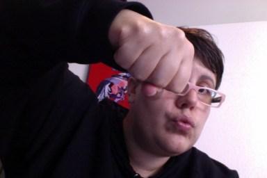 Fist (bump) me
