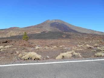 Vue sur le Pico Viejo