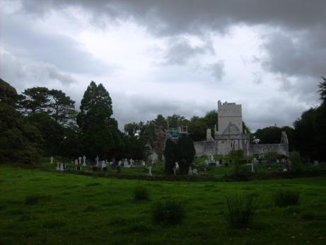 Killarney - Muckross Abbey