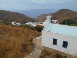 Village de Panagia (Serifos)