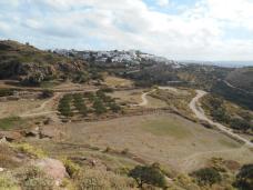 Vue sur Tripiti (Milos)