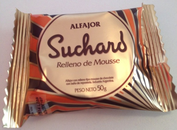 Vuelven los alfajores Suchard