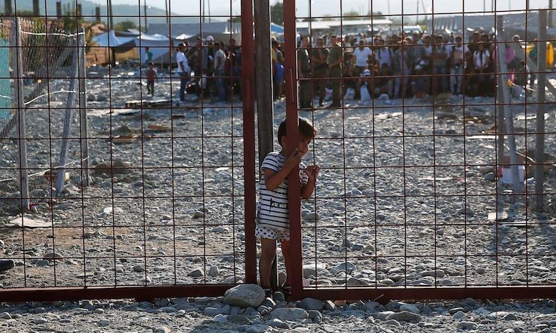 Aylan Kurdi y la guerra siria