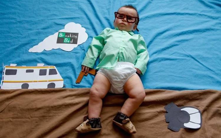 Baby Walter White