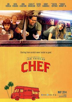 """Por qué tenés que ver """"Chef"""", la película"""
