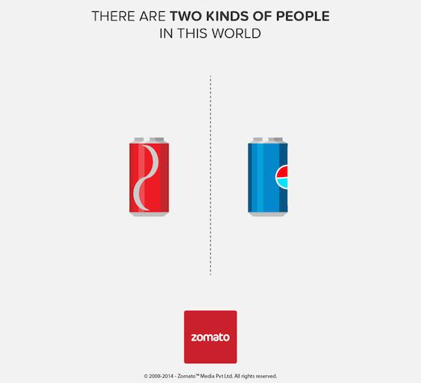 Hay dos tipos de personas
