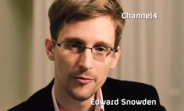 Edward Snowden para Navidad: Channel 4