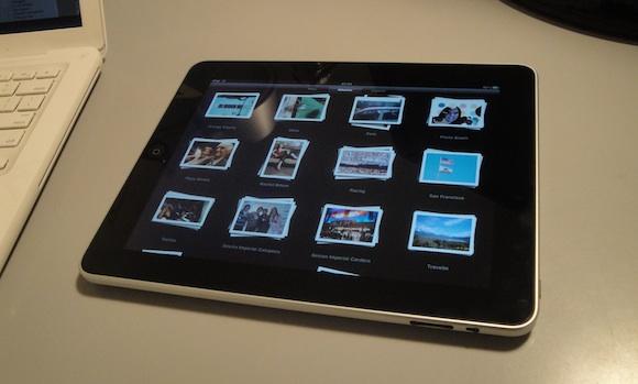 iPad: Fotos
