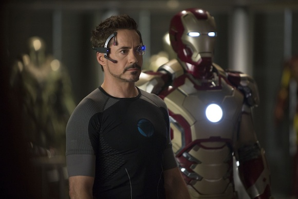 Iron Man 3 - Google Glass