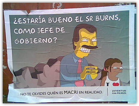 Macri Burns