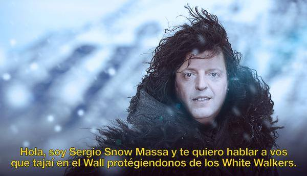 Meme Massa Game of Thrones