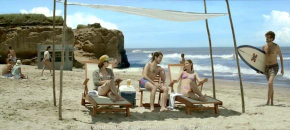Quilmes: Publicidad del verano 2013