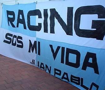 racing sos mi vida