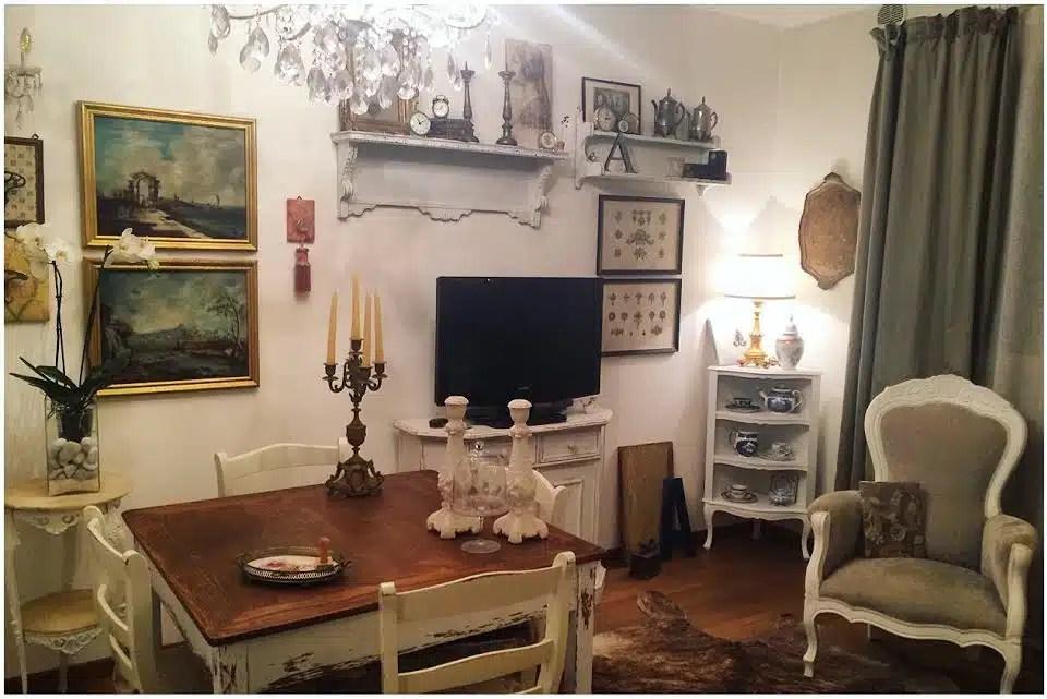 Mille modi creativi per riutilizzare vecchie porte o - Stile vintage casa ...