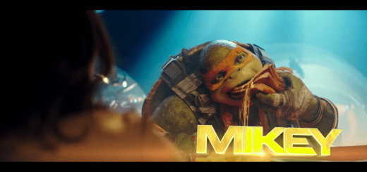 Mikey Eating Pizza Screen Shot 2016 - TEENAGE MUTANT NINJA TURTLES: OUT OF THE SHADOWS