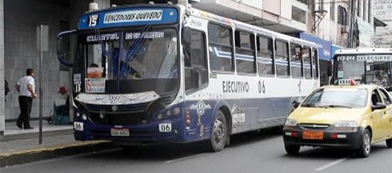 Normas Técnicas Buses Urbanos en Quevedo
