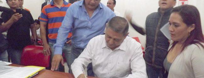 Acuerdo con comerciantes permite al Municipio encaminar la reubicación del comercio informal