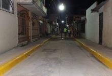 Alcalde inaugura la regeneración  de callejones en El Guayacán