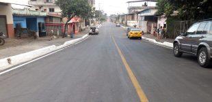 Taxistas resaltan el trabajo vial ejecutado por el Municipio