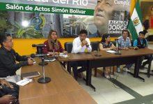 Municipio coordina capacitaciones a líderes barriales y comunidad en general