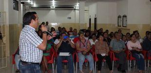 Imparten capacitación sobre normas de higiene en la manipulación de alimentos y prácticas ambientales