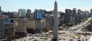 Obélisque de Buenos Aires