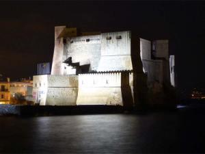 Le Castel dell'Ovo, le plus ancien château de Naples