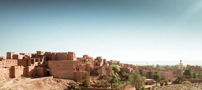 Que voir à Ouarzazate