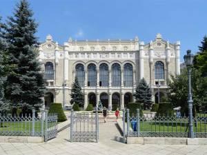 Le Pesti Vigadó, une des salles de concert les plus importantes de Budapest